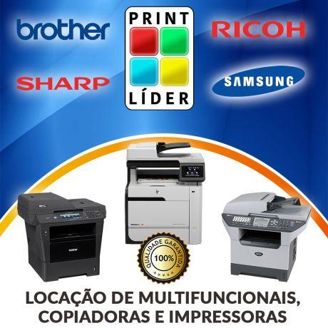 Aluguel, locação impressora , scanner e multifuncionais – manutenção