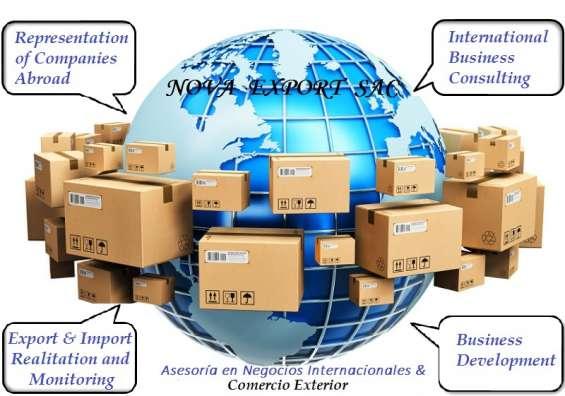 Fotos de Servcicios nova export sac