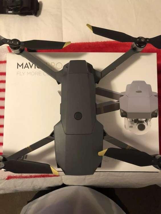Dji mavic pro platinum - voar mais de combinação de drones